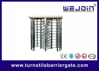 security gates, double routeway  stainless turnstile gates , full height turnstile ,  office building gate   manufacture