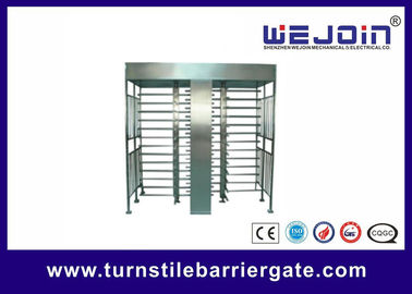 Chine Stainless Steel Full Height Access Control Turnstile Gate CE Approved usine