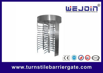 Chine RFID barrier gate Security Full height Turnstile for Subway , Metro usine