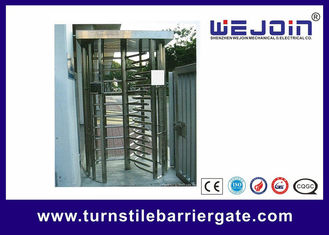 Chine 304 / 201 Stainless Steel Smart Card Access Control Turnstile Gate usine