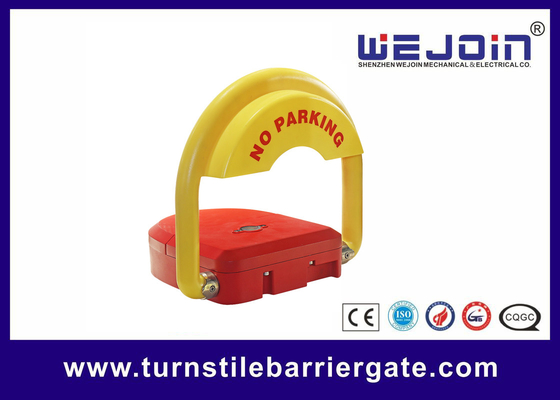 Chine Serrure imperméable de place de parking, tension de norme de la barrière DC12V de parking usine